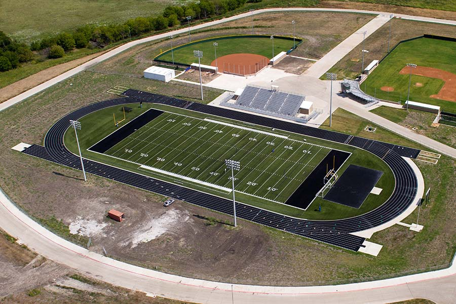 North Forney High School Paragon Sports