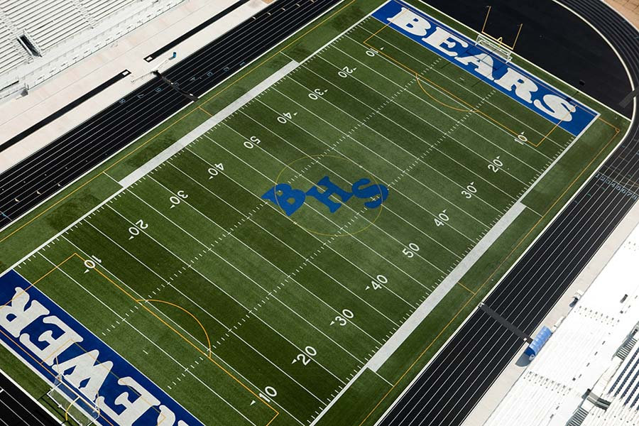 Brewer High School Stadium