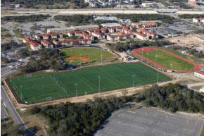 UTSA Intramural Soccer Fields