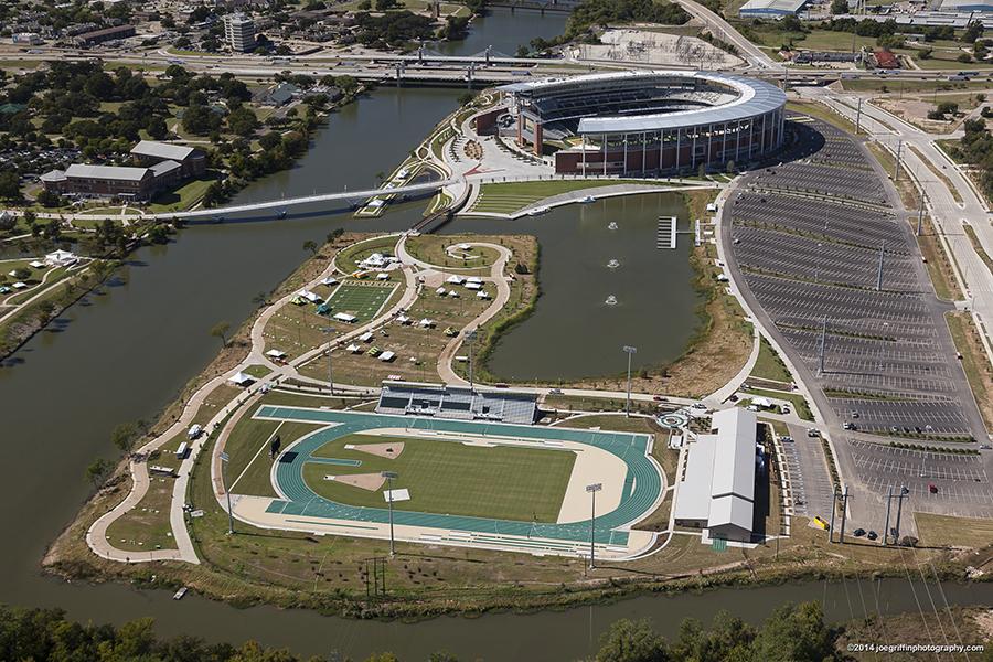 Clyde Hart Track & Field Stadium