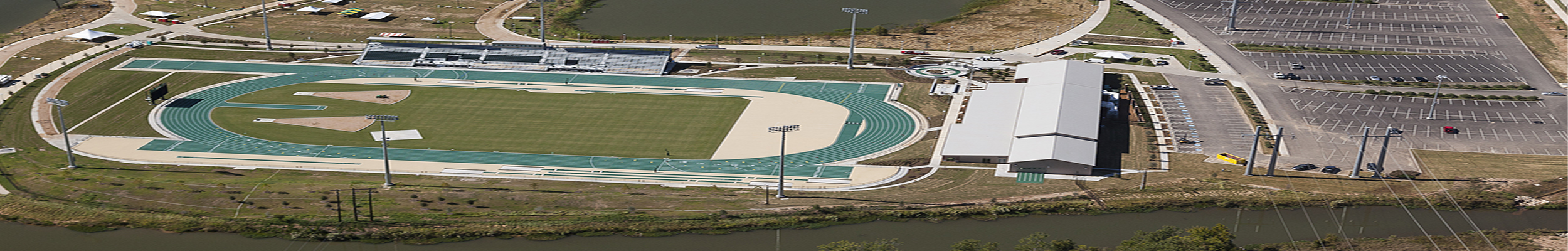 Baylor University Clyde Hart Track & Field Stadium
