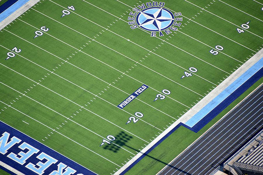 J.M. King Memorial Stadium