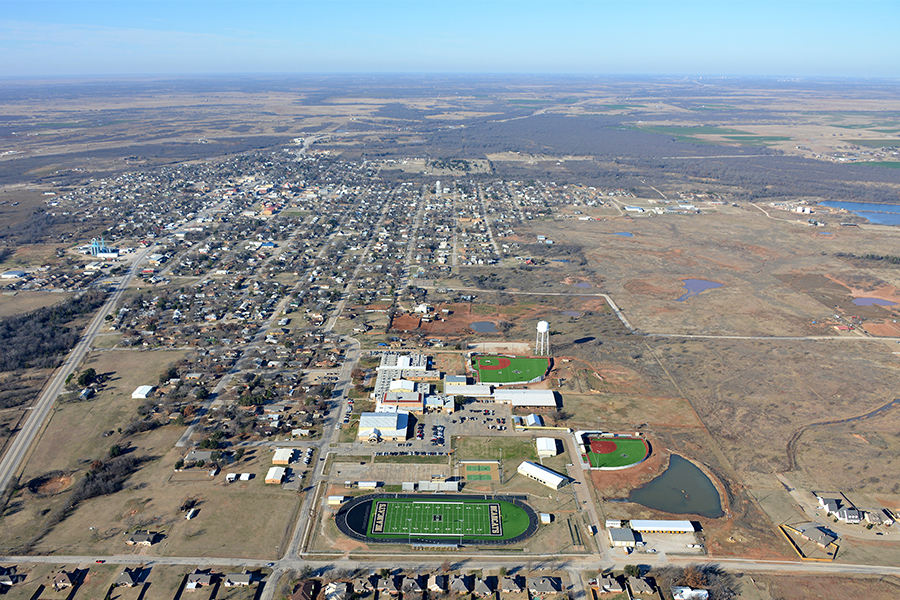 Henrietta ISD Athletic Fields
