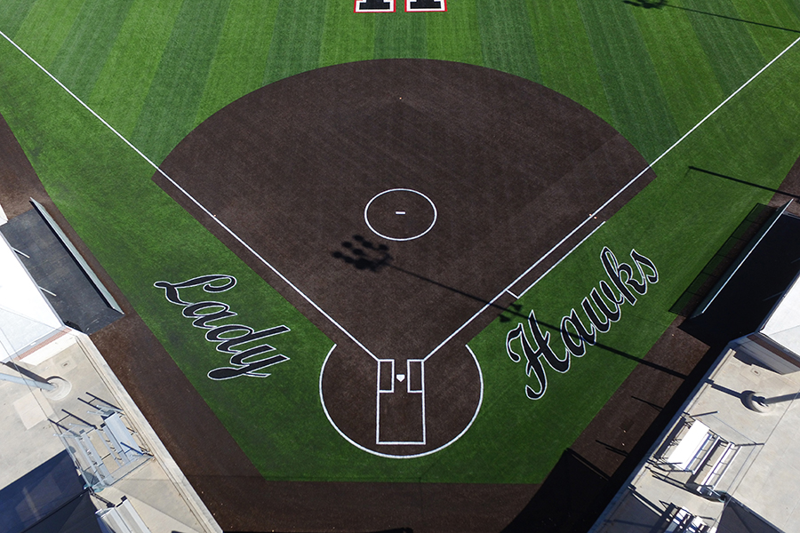 Rockwall Heath High School Baseball & Softball Fields
