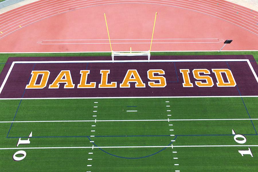 Dallas ISD Jesse Owens Complex