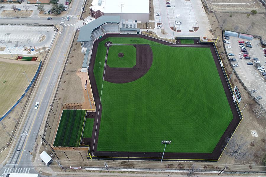 Texas Rangers MLB Urban Youth Academy