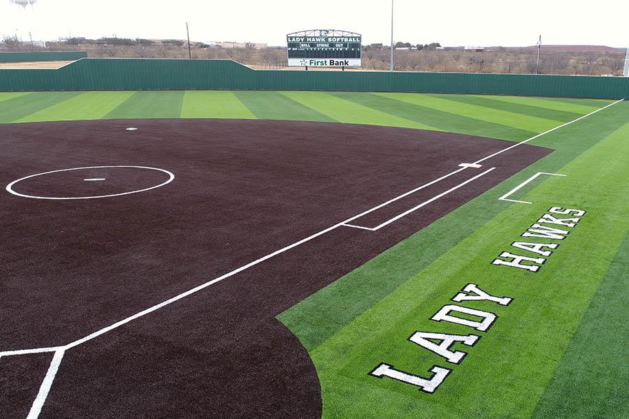 Iowa Park High School Baseball & Softball Fields