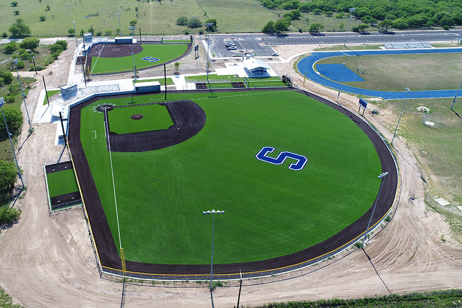 Somerset ISD Baseball & Softball Fields