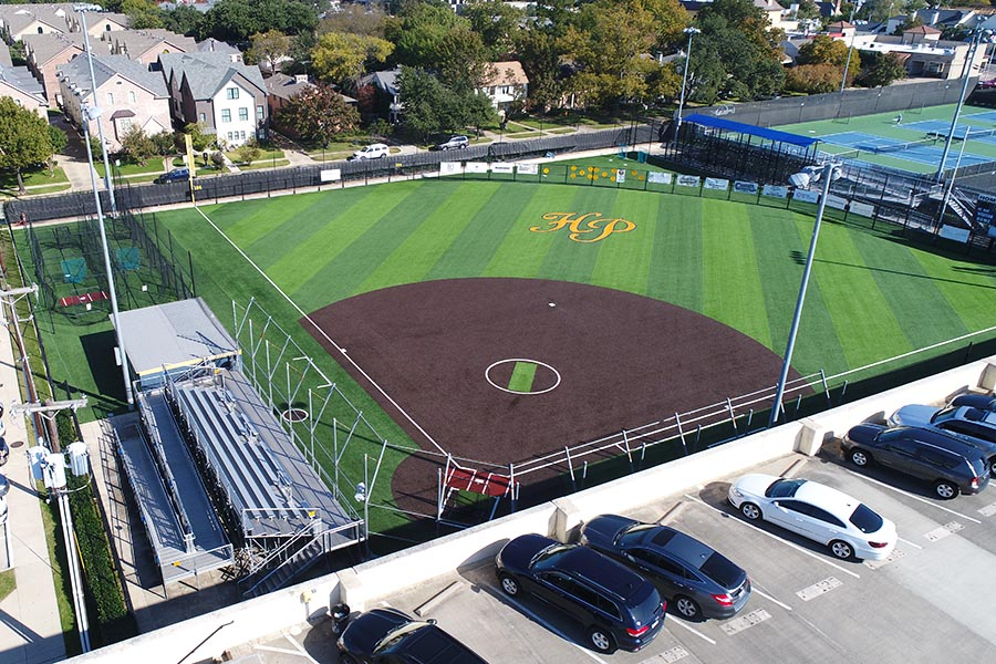 Highland Park Softball Field